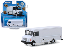 2019 Mail Delivery Vehicle White Hobby Exclusive 1/64 Diecast Model Car Greenlight 30097