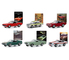 Vintage Ad Cars Series 1 6 piece Set 1/64 Diecast Model Cars Greenlight 39020