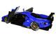Ford GT Le Mans Plain Color Version Blue 1/18 Model Car Autoart 81812