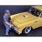 Weekend Car Show Figurine VII for 1/18 Scale Models American Diorama 38215