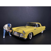 Weekend Car Show Figurine VI for 1/24 Scale Models American Diorama 38314