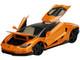 Lamborghini Centenario Red Hyper-Spec 1/24 Diecast Model Car Jada 99360