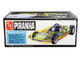 Skill 2 Model Kit Piranha Rear Engine Funny Car Dragster 1/25 Scale Model AMT AMT1122