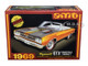 Skill 2 Model Kit 1969 Plymouth GTX Convertible 1/25 Scale Model AMT AMT1137 M