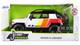 Toyota FJ Cruiser Custom Roof Rack White Just Trucks 1/24 Diecast Model Car Jada 31596