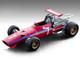 Ferrari 312 F1/68 #7 Derek Bell Formula One Watkins Glen United States Grand Prix 1968 Mythos Series Limited Edition 120 pieces Worldwide 1/18 Model Car Tecnomodel TM18-132 D