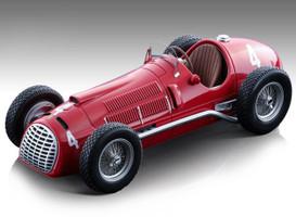 Ferrari F1 275 #4 Alberto Ascari Formula One Belgian Grand Prix 1950 Mythos Series Limited Edition 230 pieces Worldwide 1/18 Model Car Tecnomodel TM18-152 B