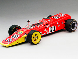 Lotus 56 #60 Joe Leonard STP Team Lotus Indianapolis 500 1968 Limited Edition 1500 pieces Worldwide 1/18 Diecast Model Car True Scale Miniatures 141801