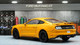 2019 Ford Mustang GT 5.0 Coupe Orange Fury Metallic 1/18 Diecast Model Car Diecast Masters 61001