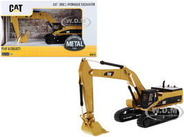 CAT Caterpillar 385C L Hydraulic Tracked Excavator Play & Collect Series 1/64 Diecast Model Diecast Masters 85614
