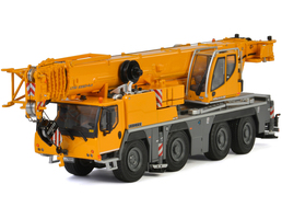 Liebherr LTM 1090-4.2 4-Axle Mobile Crane WSI Premium Line 1/50 Diecast Model WSI Models 52-2009 54-2004