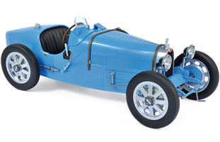 1925 Bugatti T35 Blue 1/12 Model Car Norev 125700