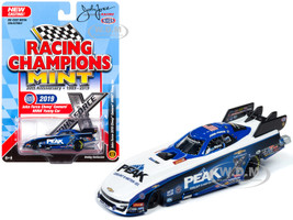 2019 Chevrolet Camaro NHRA Funny Car Peak John Force John Force Racing Racing Champions 30th Anniversary 1989 2019 1/64 Diecast Model Car Racing Champions RCSP010