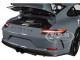 2017 Porsche 911 GT3 Graphite Blue Metallic Limited Edition 222 pieces Worldwide 1/18 Diecast Model Car Minichamps 110067033