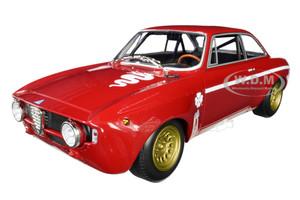1971 Alfa Romeo GTA 1300 Junior Red Limited Edition 600 pieces Worldwide 1/18 Diecast Model Car Minichamps 155120020