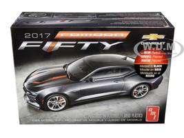 Skill 2 Model Kit 2017 Chevrolet Camaro FIFTY 1/25 Scale Model AMT AMT1035 M