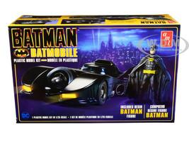 Skill 2 Model Kit Batmobile Resin Batman Figurine Batman 1989 1/25 Scale Model AMT AMT1107 M