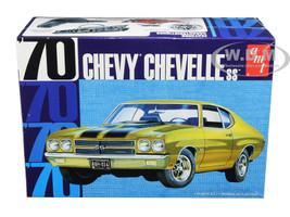Skill 2 Model Kit 1970 Chevrolet Chevelle SS 1/25 Scale Model AMT AMT1143 M