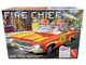 Skill 2 Model Kit 1970 Chevrolet Impala Fire Chief 2 in 1 Kit 1/25 Scale Model AMT AMT1162