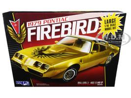 Skill 3 Model Kit 1979 Pontiac Firebird 1/16 Scale Model MPC MPC862