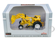 Minneapolis Moline G940 Wide Front Tractor with Loader Yellow 1/64 Diecast Model SpecCast SCT700