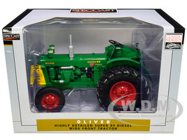 Oliver Super 99 Diesel Wide Front Tractor 1/16 Diecast Model Speccast SCT735