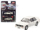 BMW M3 E30 Alpine White Limited Edition 4800 pieces Worldwide 1/64 Diecast Model Car True Scale Miniatures MGT00041
