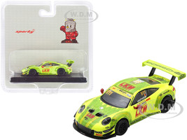 Porsche 911 GT3 R #911 Laurens Vanthoor Manthey-Racing FIA GT World Cup Macau 2018 1/64 Model Car Sparky Y127B