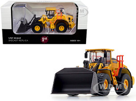 Volvo L180H Wheel Loader 1/87 Diecast Model First Gear 80-0336