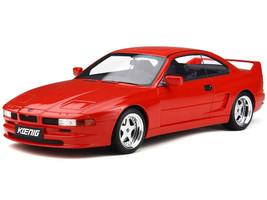 BMW 8 Series 850i Koenig Specials KS8 Red 1/18 Model Car GT Spirit GT250