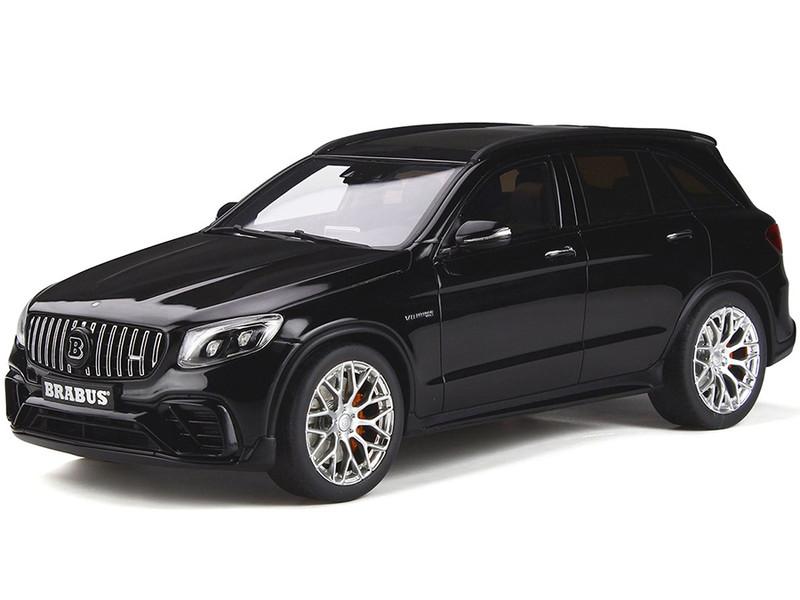 Mercedes AMG GLC 63 S Brabus 600 Black 1/18 Model Car GT Spirit GT252