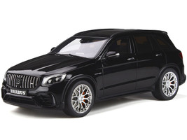 Mercedes AMG GLC 63 S Brabus 600 Black 1/18 Model Car GT Spirit GT252