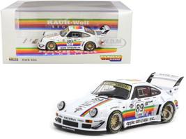 Porsche RWB 930 #89 Apple RAUH-Welt BEGRIFF 1/43 Diecast Model Car Tarmac Works T43-013-AP