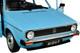Volkswagen Golf I Miami Blue 1/18 Diecast Model Car Solido S1800208