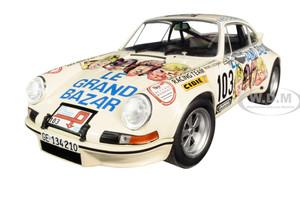 Porsche 911 RSR #103 Le Grand Bazar 1/18 Diecast Model Car Solido S1801106