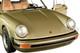 1977 Porsche 911 3.2 Carrera Bronze Metallic 1/18 Diecast Model Car Solido S1802602