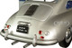 1953 Porsche 356 PRE-A Silver Metallic 1/18 Diecast Model Car Solido S1802802