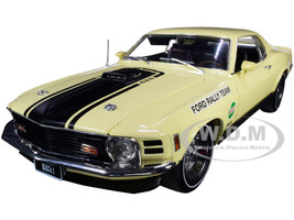 1970 Ford Mustang Mach 1 Castrol Ford Rally Team SCCA Manufacturer's Road Rally Championship 1/18 Diecast Model Car Highway 61 18019