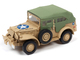 Wheeled Warriors Military Release 2 Set A of 6 pieces Limited Edition 2004 pieces Worldwide 1/64 Diecast Model Cars Johnny Lightning JLML005 A