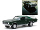 1970 Chevrolet Monte Carlo Dark Green Light Green Top A Group Picture of all the Cars in Monte Carlo's Field Vintage Ad Cars Series 2 1/64 Diecast Model Car Greenlight 39030 D