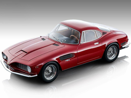 1962 Ferrari 250 GT SWB Bertone Gloss Red Mythos Series Limited Edition 150 pieces Worldwide 1/18 Model Car Tecnomodel TM18-103 C
