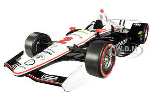 Dallara Indy Car #2 Josef Newgarden Hitachi Team Penske NTT IndyCar Series Champion 2019 1/18 Diecast Model Car Greenlight 11074