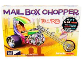 Skill 2 Model Kit Mail Box Chopper Trike Ed Big Daddy Roth's Trick Trikes Series 1/25 Scale Model MPC MPC892