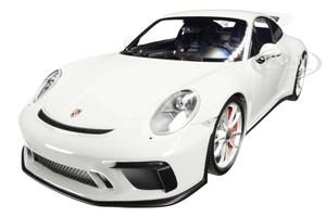 2018 Porsche 911 GT3 Touring White Limited Edition 300 pieces Worldwide 1/18 Diecast Model Car Minichamps 110067421