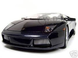 Lamborghini Murcielago Roadster Black 1/18 Diecast Model Car  Maisto 31636