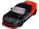 Ford Mustang LB-Works ADVAN Black Red 1/18 Model Car GT Spirit Kyosho KJ035