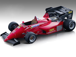 1984 Ferrari 126 C4-M2 Agip Press Version Mythos Series Limited Edition 80 pieces Worldwide 1/18 Model Car Tecnomodel TM18-122 C