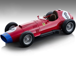 Ferrari 801 F1 #8 Mike Hawthorn Formula One Nurburgring GP 1957 Mythos Series Limited Edition to 170 pieces Worldwide 1/18 Model Car Tecnomodel TM18-151 C