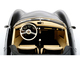 Intermeccanica 356 Speedster Black Charlotte Charlie Blackwood's Top Gun 1986 Movie 1/12 Model Car True Scale Miniatures 120001