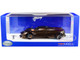 Pagani Huayra Hermes Edition Brown Metallic Black Wheels 1/43 Model Car True Scale Miniatures TSM430402
